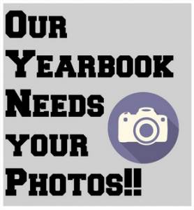 We need your pictures for our 2019/2020 Yearbook! Featured Photo