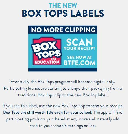 New Box Tops Collection