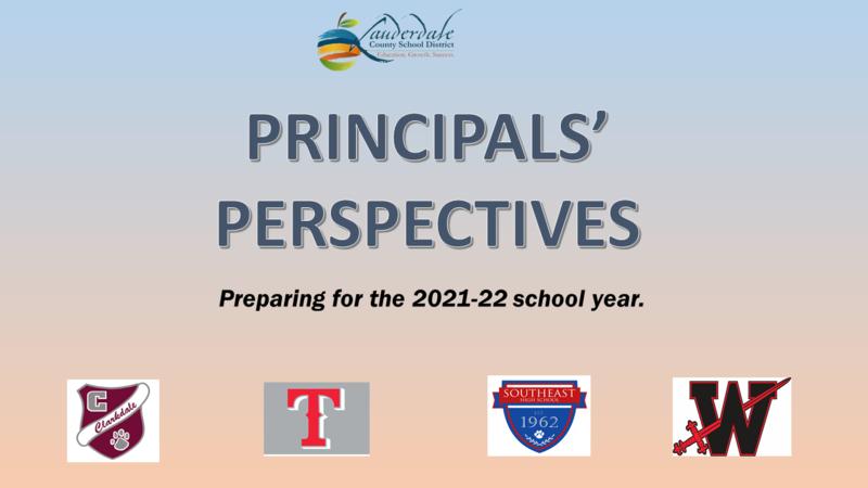 Principals' Perspectives Graphic