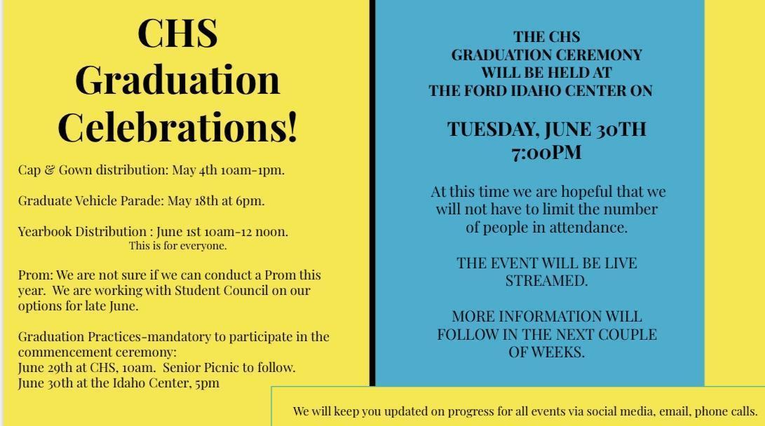Graduation Activities