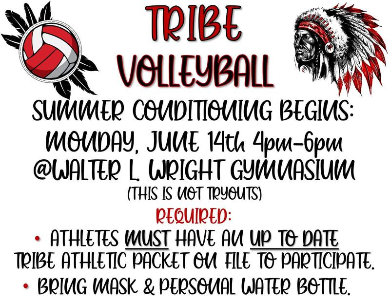 Tribe Volleyball