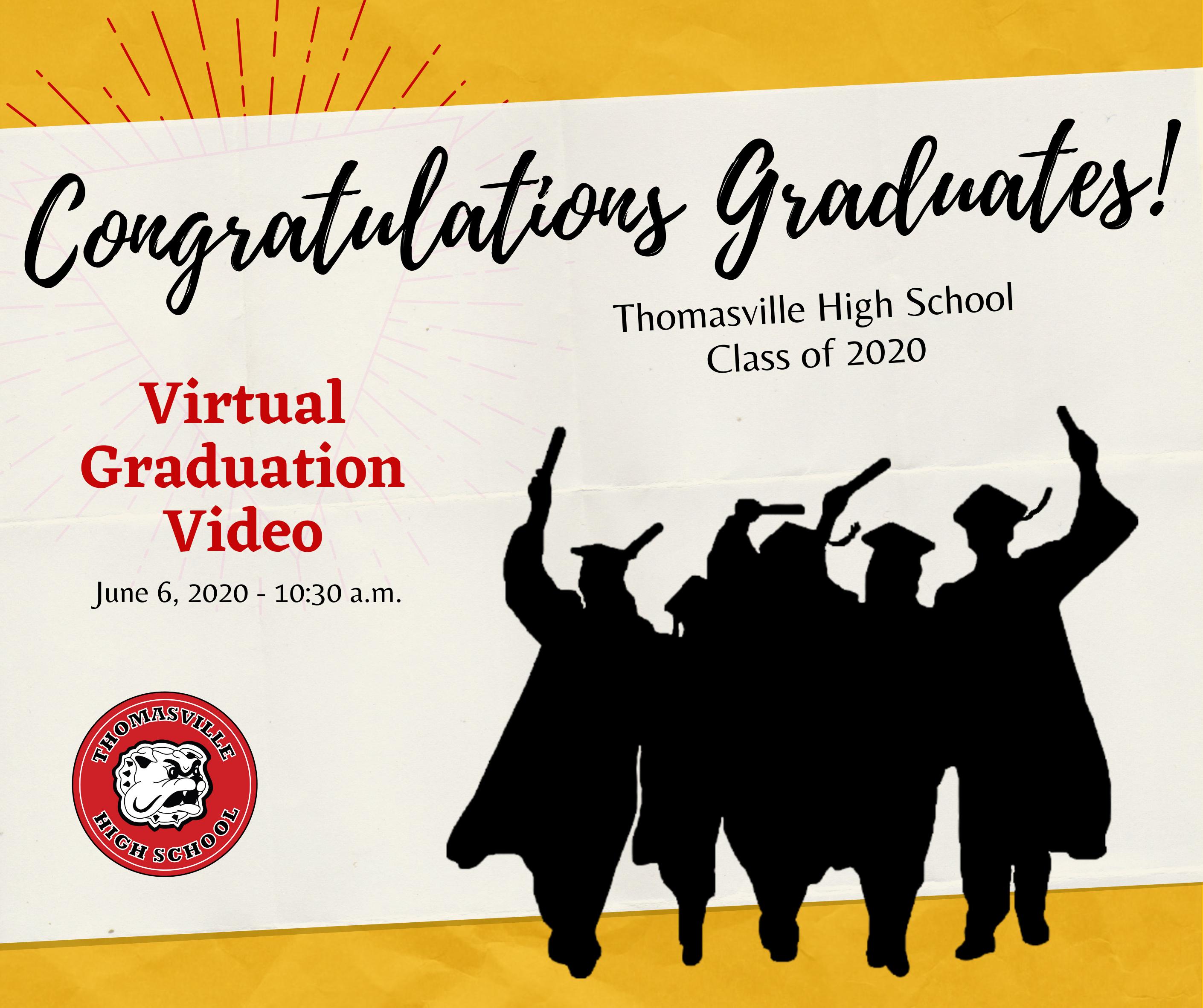 Virtual Graduation Art
