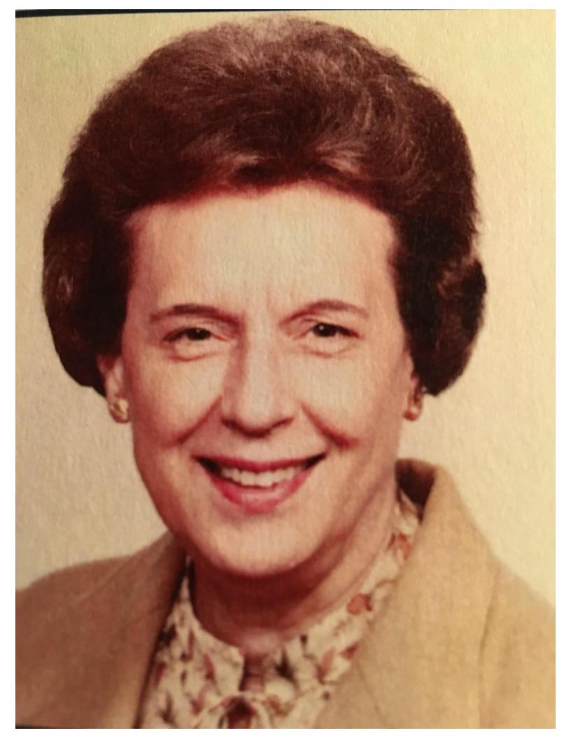 Josephine Webster