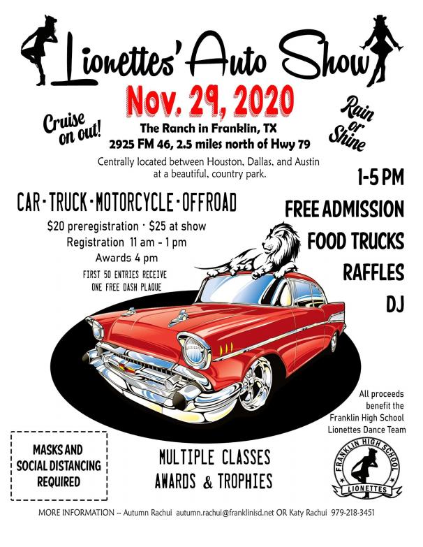 Lionette's Auto Show Thumbnail Image