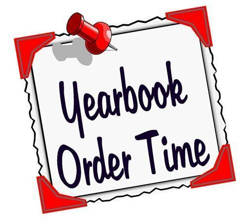 YEARBOOOKS ARE ON SALE NOW! Thumbnail Image