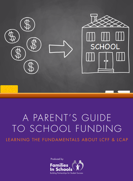 Parent's Guide to School Funding Cover