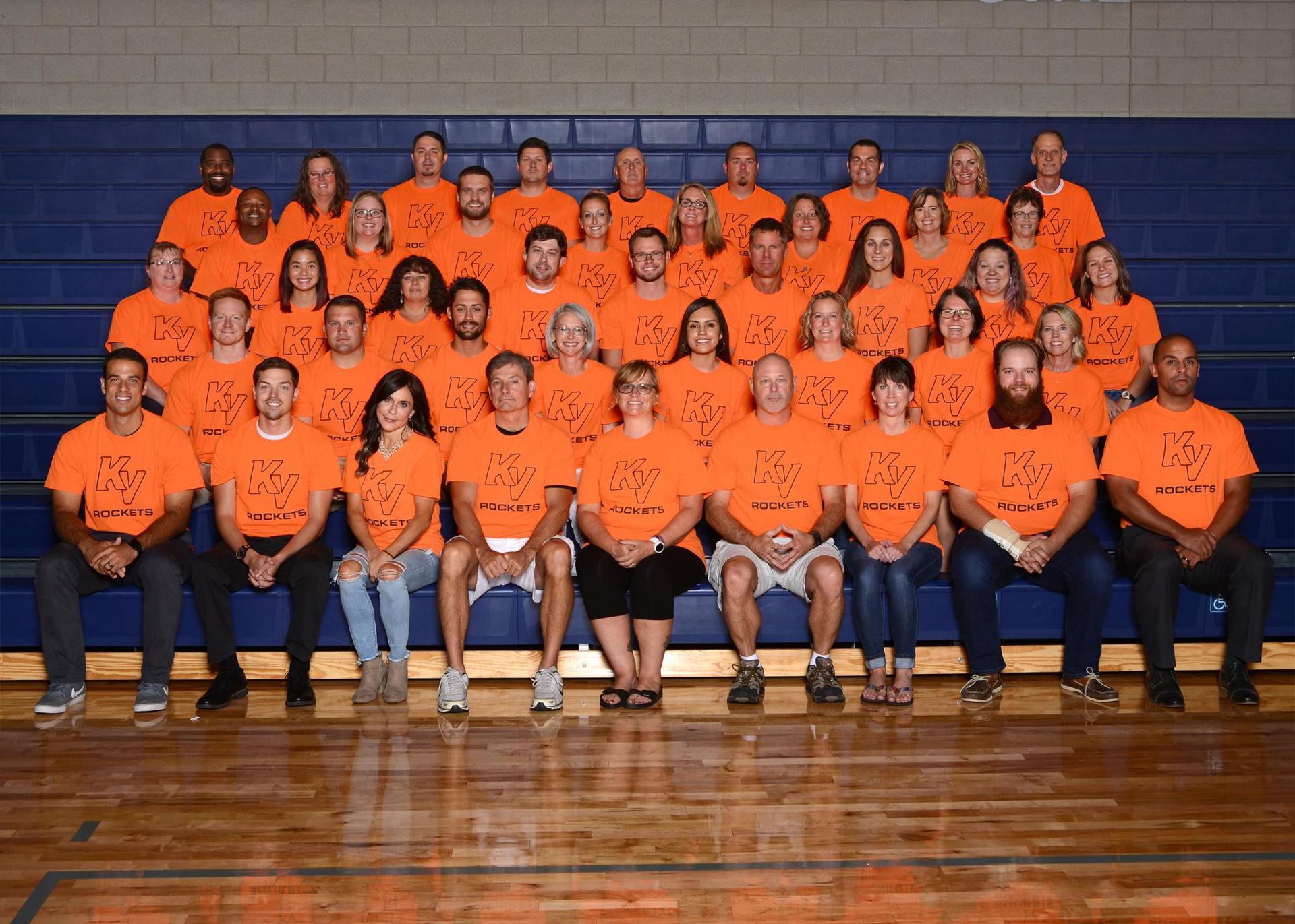 2018-19 HS Staff