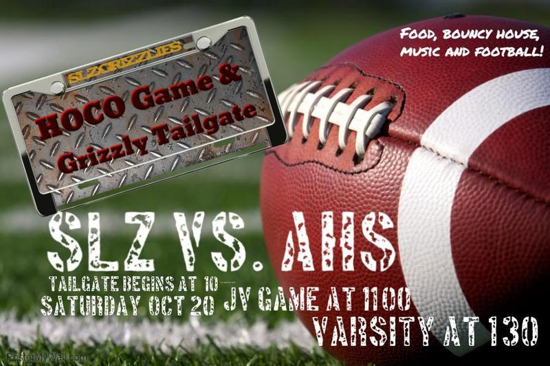 HOCO Helmet Game & Grizzly Tailgate Featured Photo