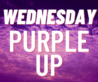 Wear Purple on Wednesday, April 21 Featured Photo