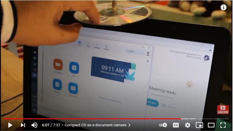 Document Camera Hack