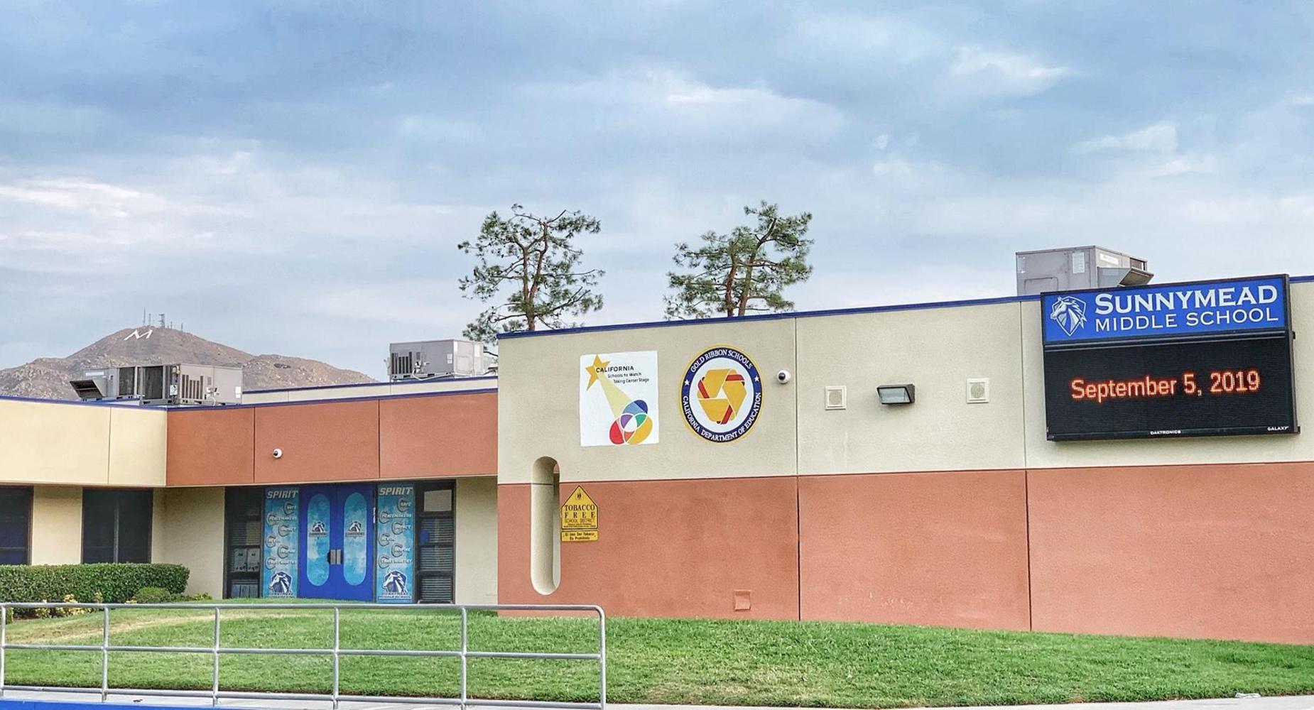 Sunnymead Middle School - promo codes roblox high school 2 staff
