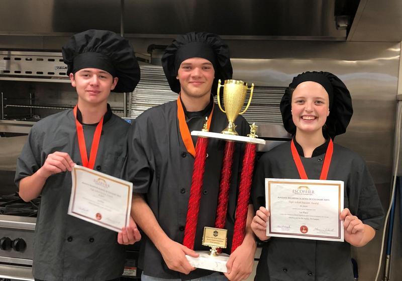Culinary Arts Champions Thumbnail Image