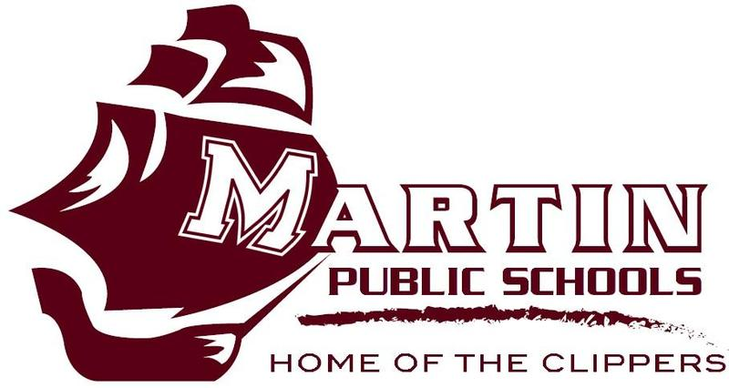 Martin Public Schools Clipper Ship