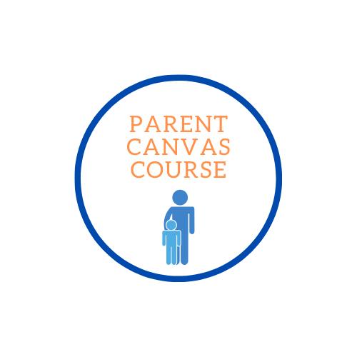 parent canvas course