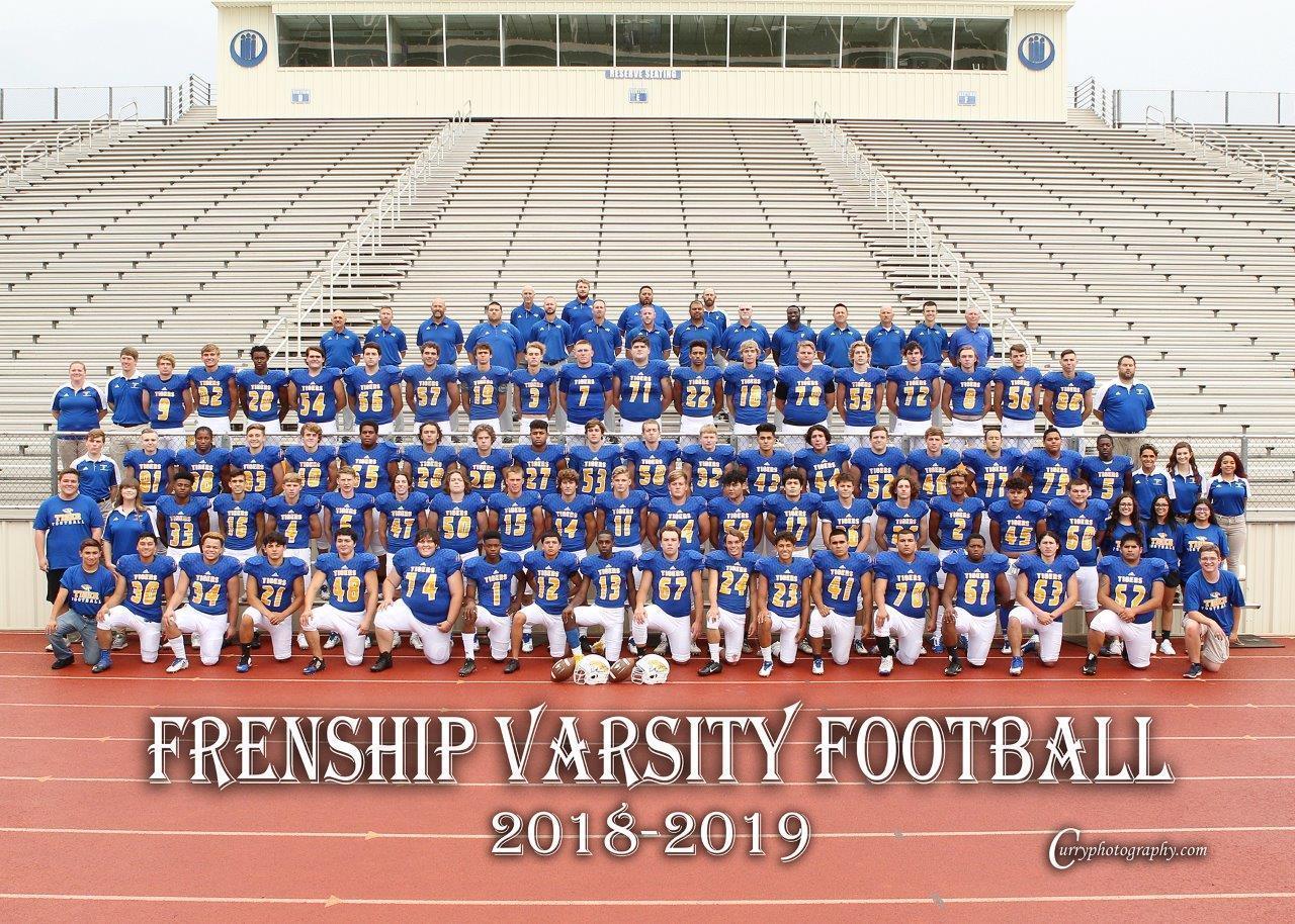 Frenship Varsity Football 2018