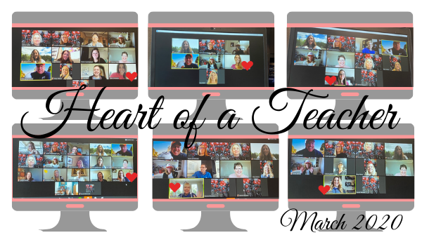 Message from Mike: March Heart of a Teacher Awards Featured Photo