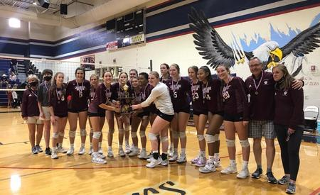 Volleyball 2020 Region Champs
