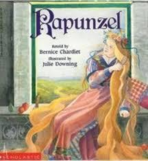 Rapunzel by Bernice Chardiet