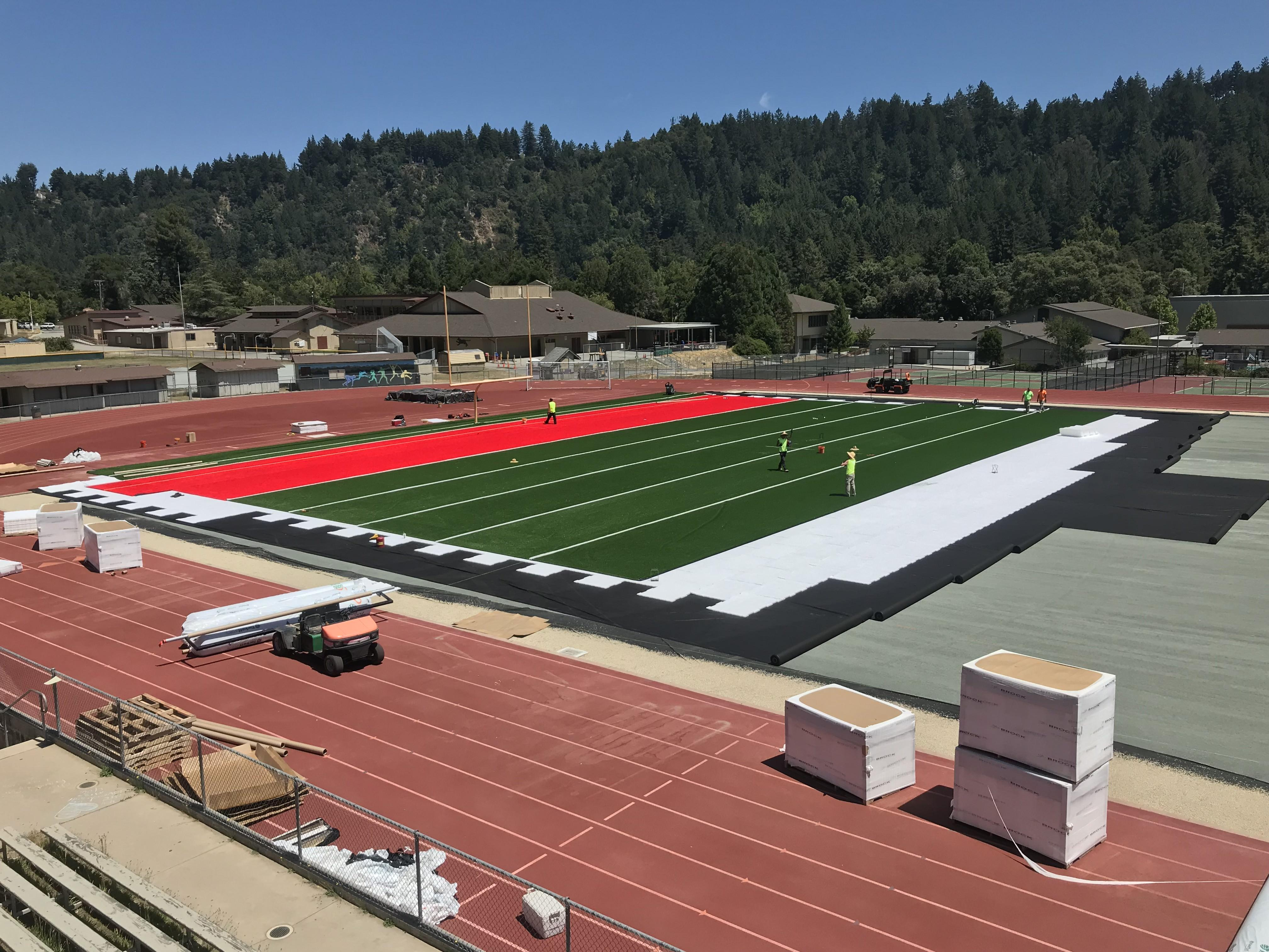 Picture of SLVHS Field