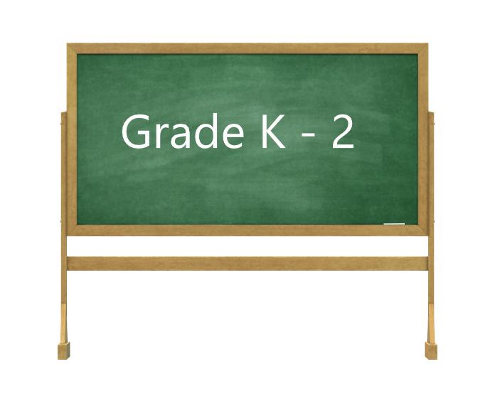 Grade K - 2