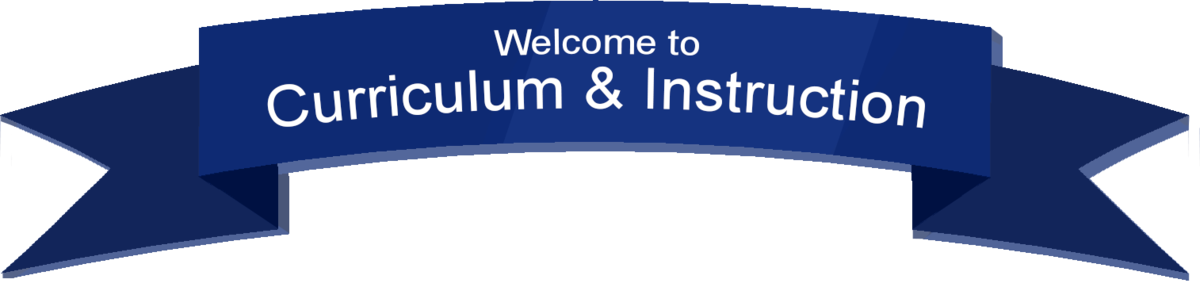 Curriculum And Instruction Curriculum And Instruction