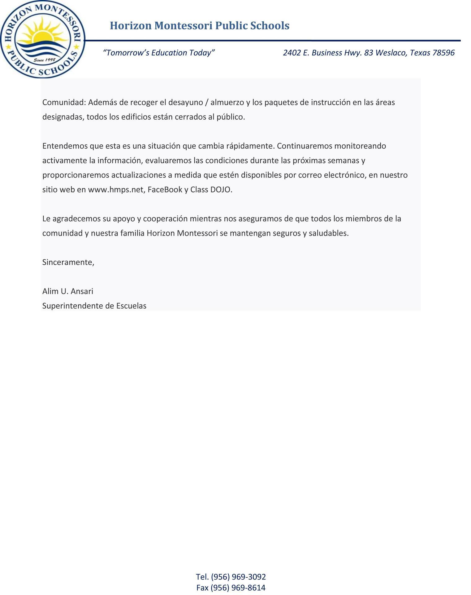 Spanish letter 2