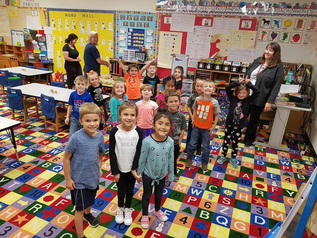 Kindergarten Halloween Fun 2018