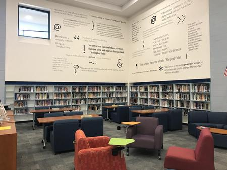 library flex space
