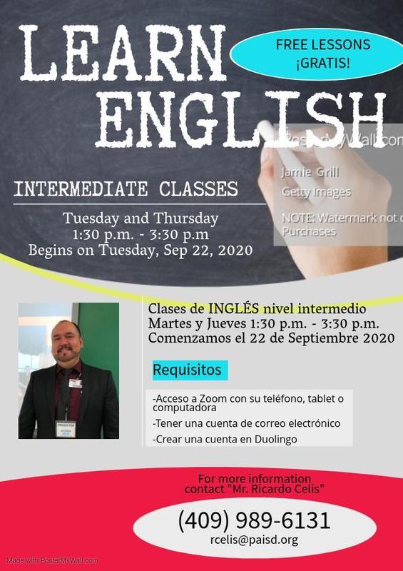 Updated English lessons flyer - Intermediate class.jpg