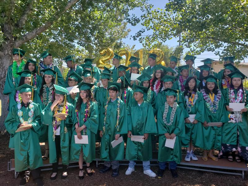 Congratulations to Lairon's Class of 2018! Thumbnail Image