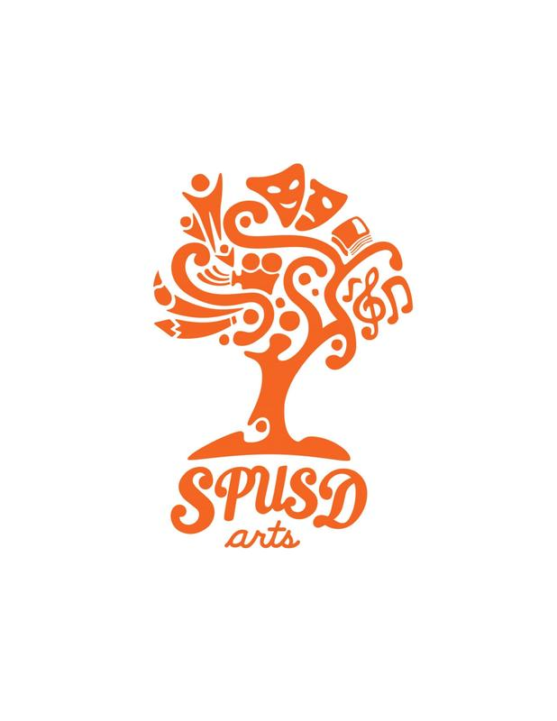 SPUSD Arts Logo