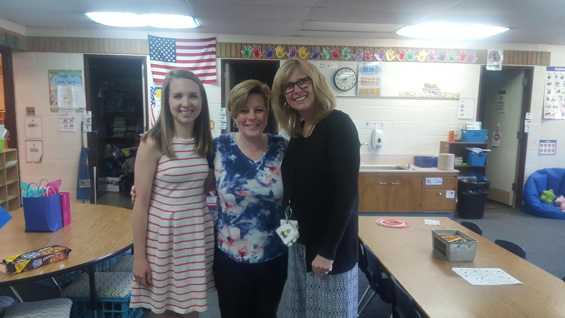 picture of Mrs Klinefelter, Mrs Snyder, Mrs Finazzo