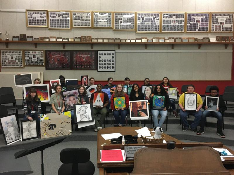 Visual Arts UIL Featured Photo