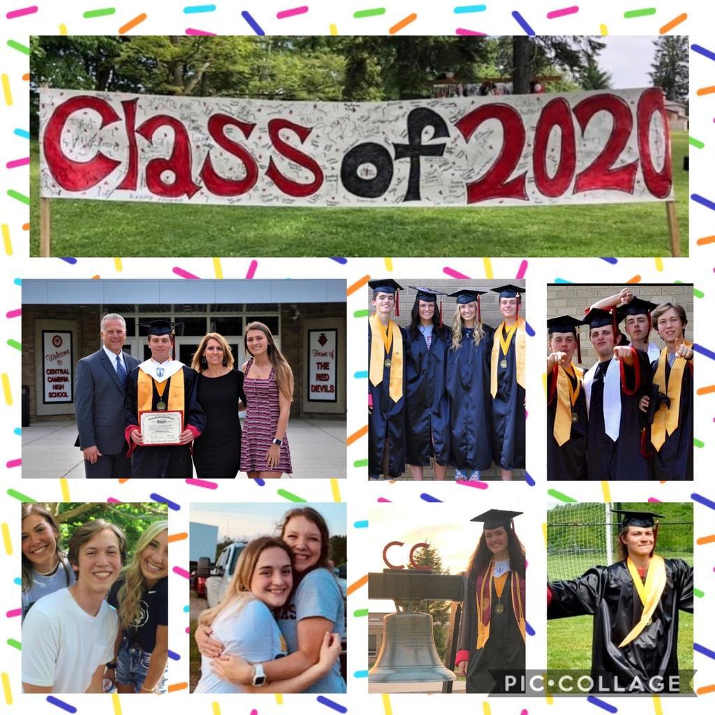 CCHS Graduation 2020 #8