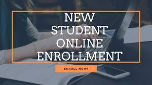 New Student Enrollment Information Thumbnail Image