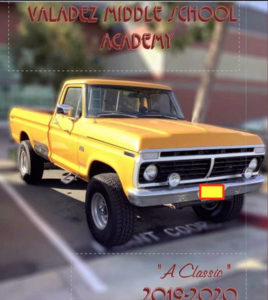 2019/2020 VMSA Yearbook