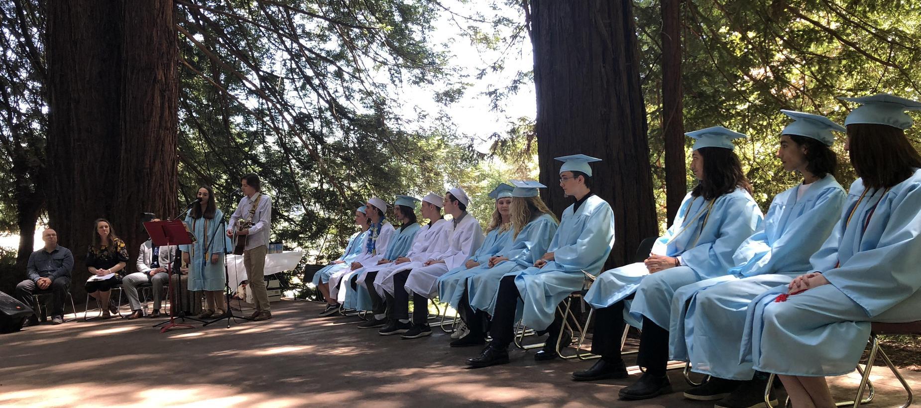 CRHS graduation