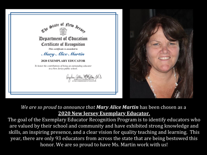 Congratulations Ms. Martin Featured Photo