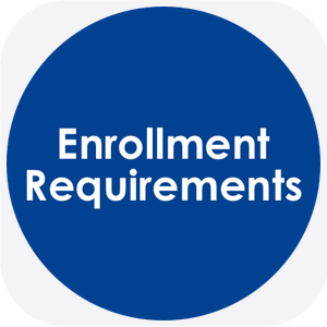 Enrollment Requirements Button