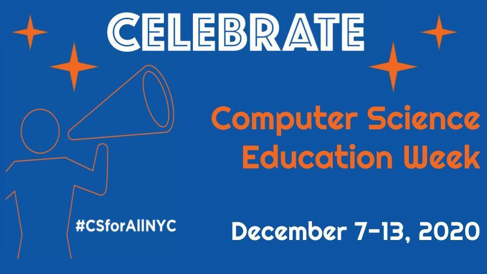 Computer Science Week for All 12/7-12/13