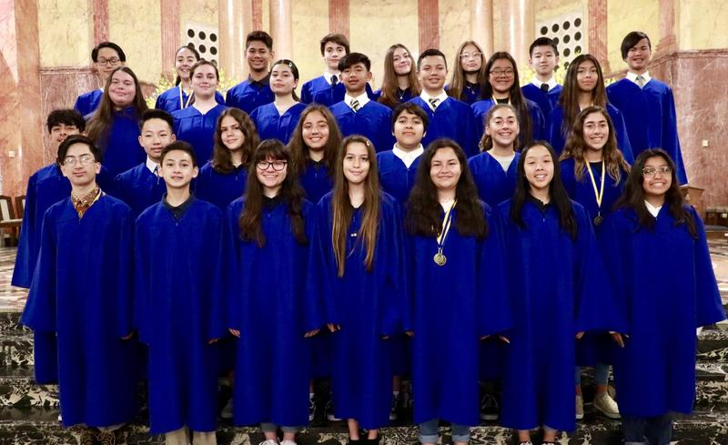 Congratulations to the 100th Graduating Class of St. Andrew Catholic School Featured Photo