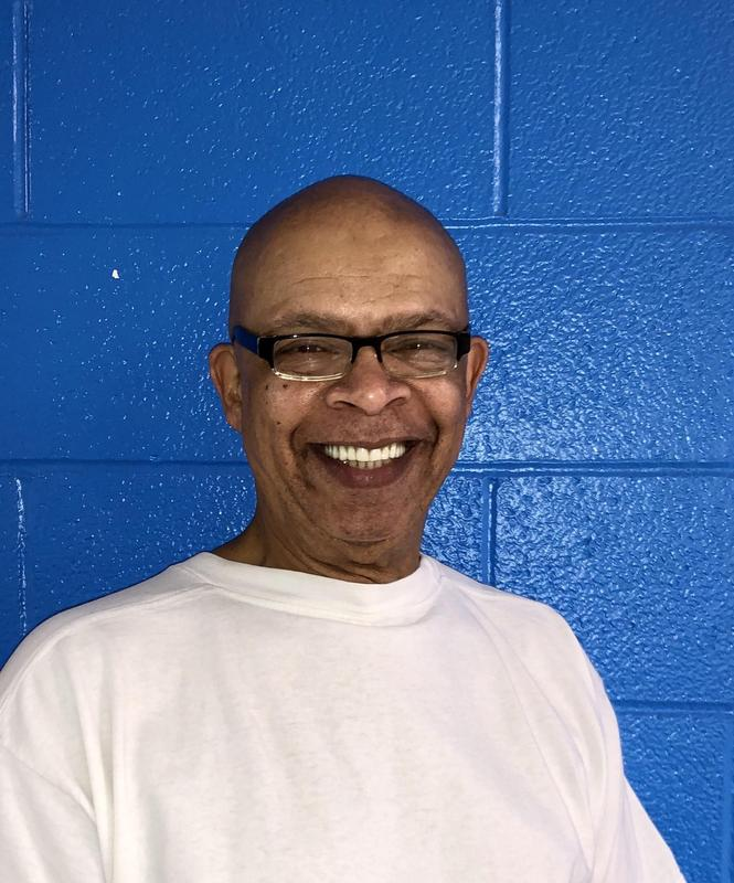 Classified Staff of the Year, Mr. Billy Ray Ramseur