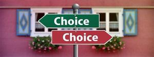 Choice Signs