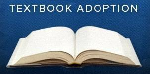 Textbook Adoption Featured Photo