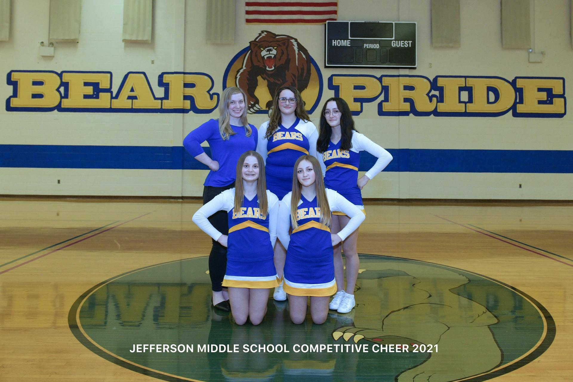 JMS Competitive Cheer