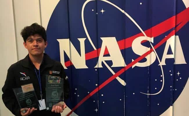 Conferencia de Estudiante Mexicano, Ganador de concurso en la