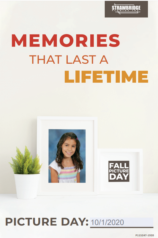 Picture Day is October 1! Featured Photo