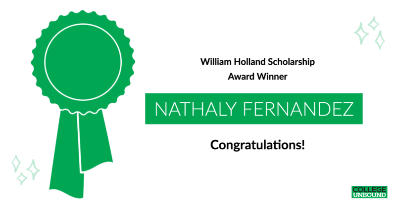 We are pleased to announce this year's William Holland Scholarship Award Winner Featured Photo