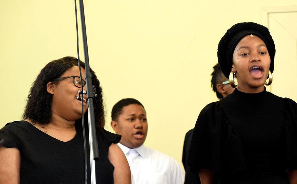2019-2020 NHS Choir