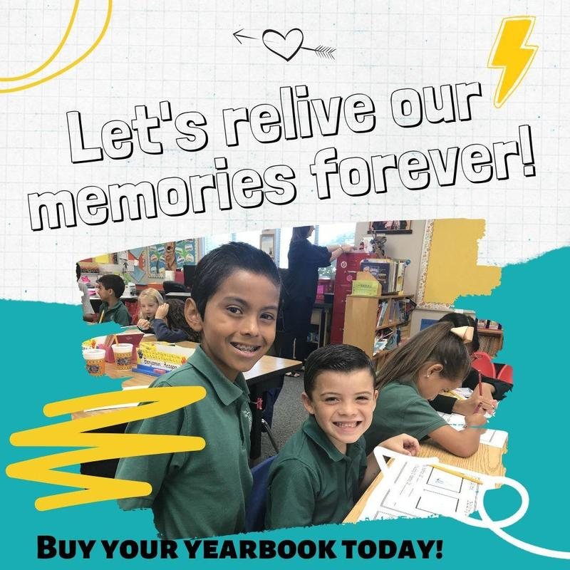 Yearbook Sales Extended! Featured Photo
